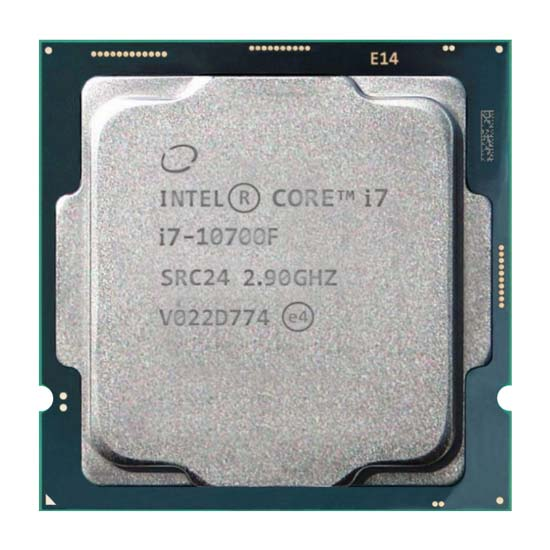 Intel Core i7-10700F 2900MHz Comet Lake-S LGA1200, OEM