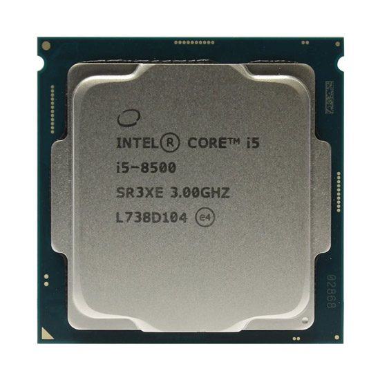 Intel Core i5-8500 Coffee Lake 3000MHz, LGA1151 v2, OEM