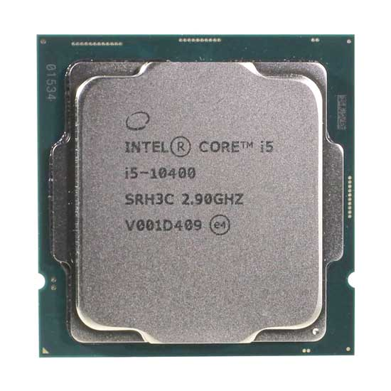 Intel Core i5-10400 2900MHz Comet Lake-S LGA1200, BOX