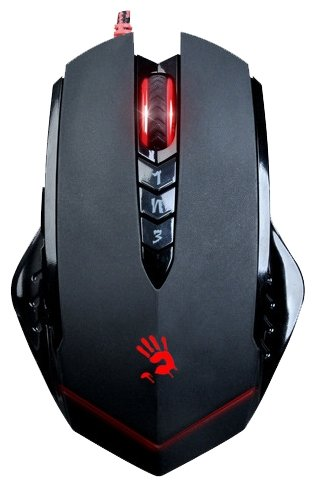A4Tech Bloody V8M game mouse Black USB