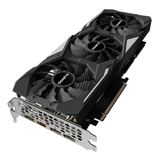 GIGABYTE GeForce RTX 2080 SUPER 1830MHz PCI-E 3.0 8192MB 256 bit WINDFORCE OC