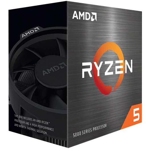 AMD Ryzen 5 5600X AM4, BOX