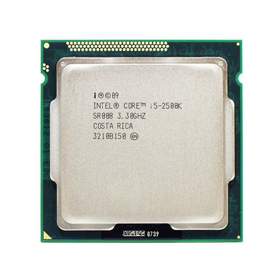 Intel Core i5-2500K Sandy Bridge 3300MHz, LGA1155, L3 6144Kb OEM