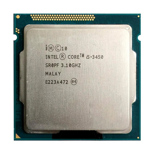 Intel Core i5-3450 Ivy Bridge 3100MHz, LGA1155, L3 6144Kb OEM