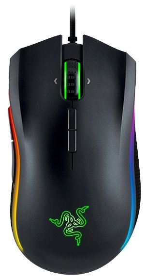 Razer Mamba Chroma Tournament Black USB