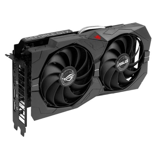 ASUS ROG GeForce GTX 1660 SUPER 1530MHz 6144MB 192bit Strix Gaming OC