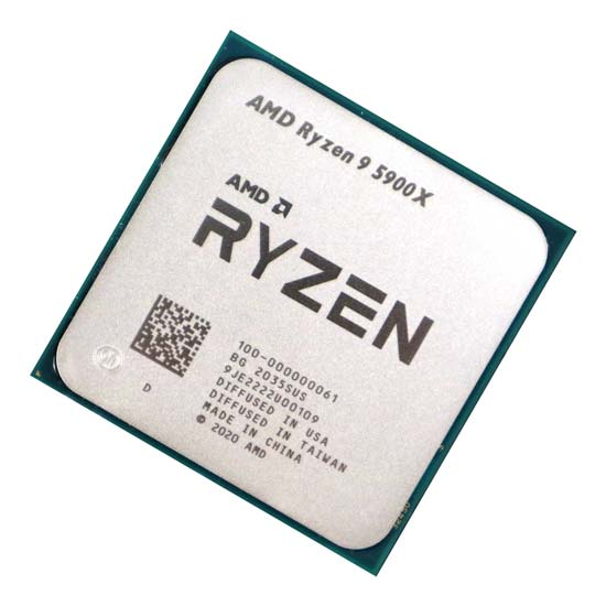 Ryzen 9 5900X AM4 BOX