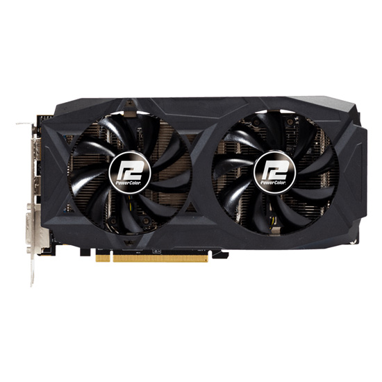 PowerColor Radeon RX 580 8Gb PowerColor Red Dragon OC