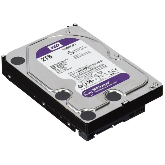 Western Digital 2Tb WD PURPLE WD20PURZ 3.5""