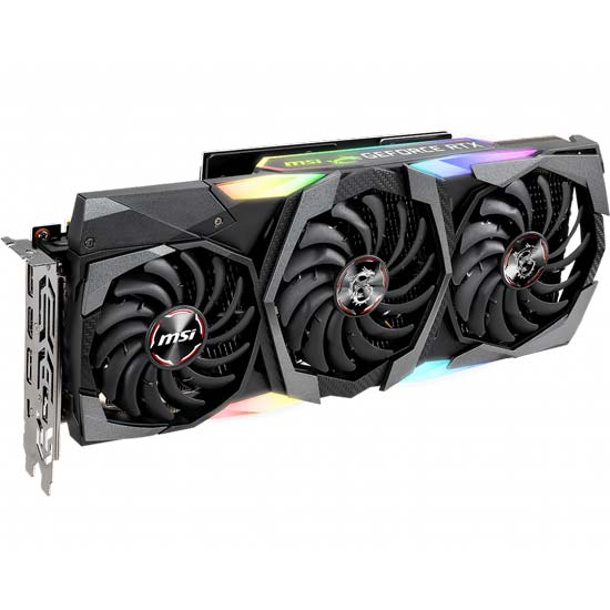 MSI GeForce RTX 2080 Ti 11264MB 352bit GAMING X TRIO