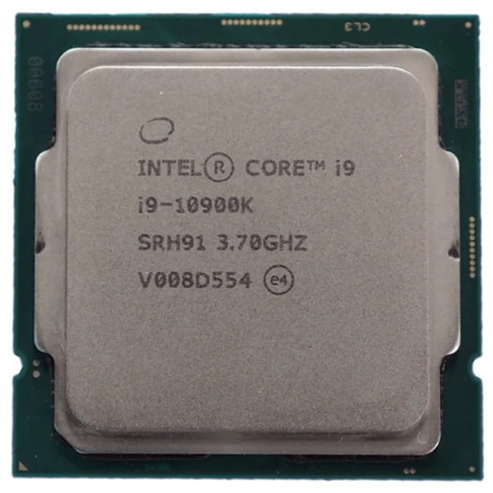 Intel Core i9-10900K Comet Lake-S LGA1200, BOX