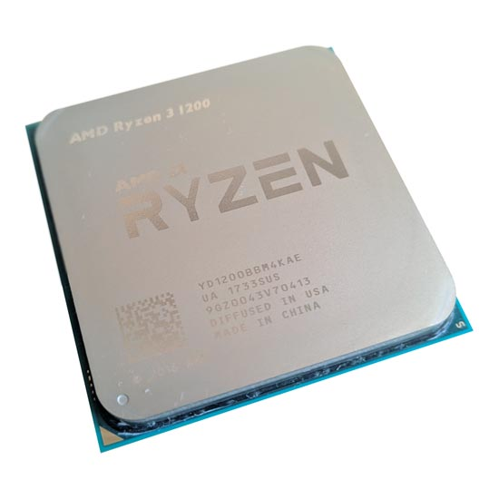 AMD Ryzen 3 1200 Summit Ridge, AM4, L3 8Mb, OEM