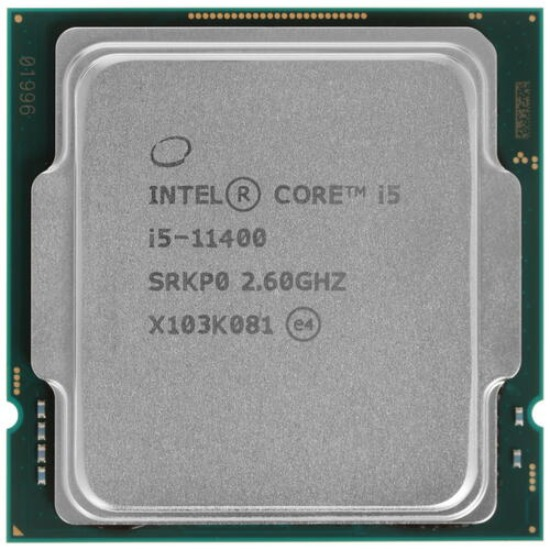 Intel Core i5-11400, Rocket Lake, LGA1200, BOX