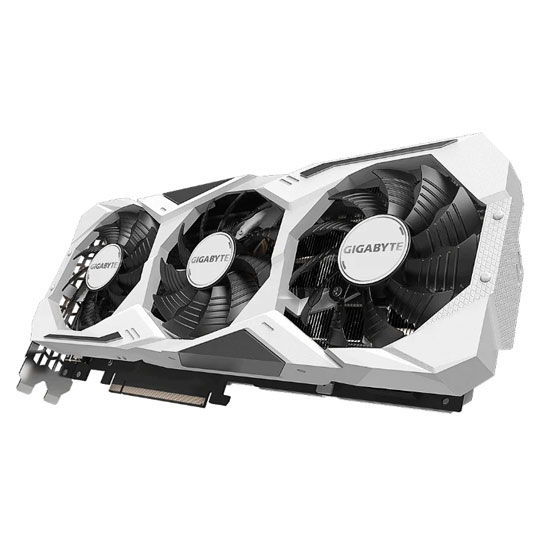 GIGABYTE GeForce RTX 2080 SUPER 8192MB 256bit GAMING OC WHITE