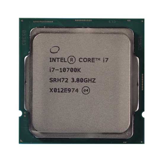 Intel Core i7-10700K 3800MHz Comet Lake-S LGA1200, OEM